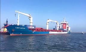"""الهلال الأحمر التركي: سفينة المساعدات """"ليدي ليلى"""" خطوة أولى لرفع الحصار عن غزة"""
