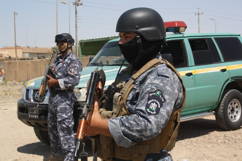 """شرطة الانبار تعلن إطلاق سراح 96 منتسبا """"تابوا لداعش"""" تحت التهديد"""