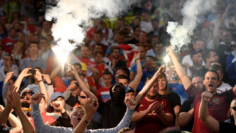 """الداخلية الفرنسية: توقيف 600 مشجعًا منذ بدء """"يورو 2016"""""""