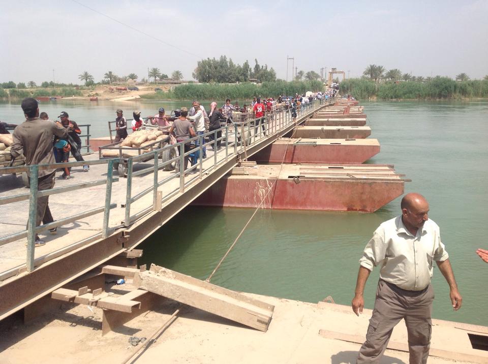 اغلاق جسر بزيبز ثلاثة أيام لتنفيذ اعمال صيانة