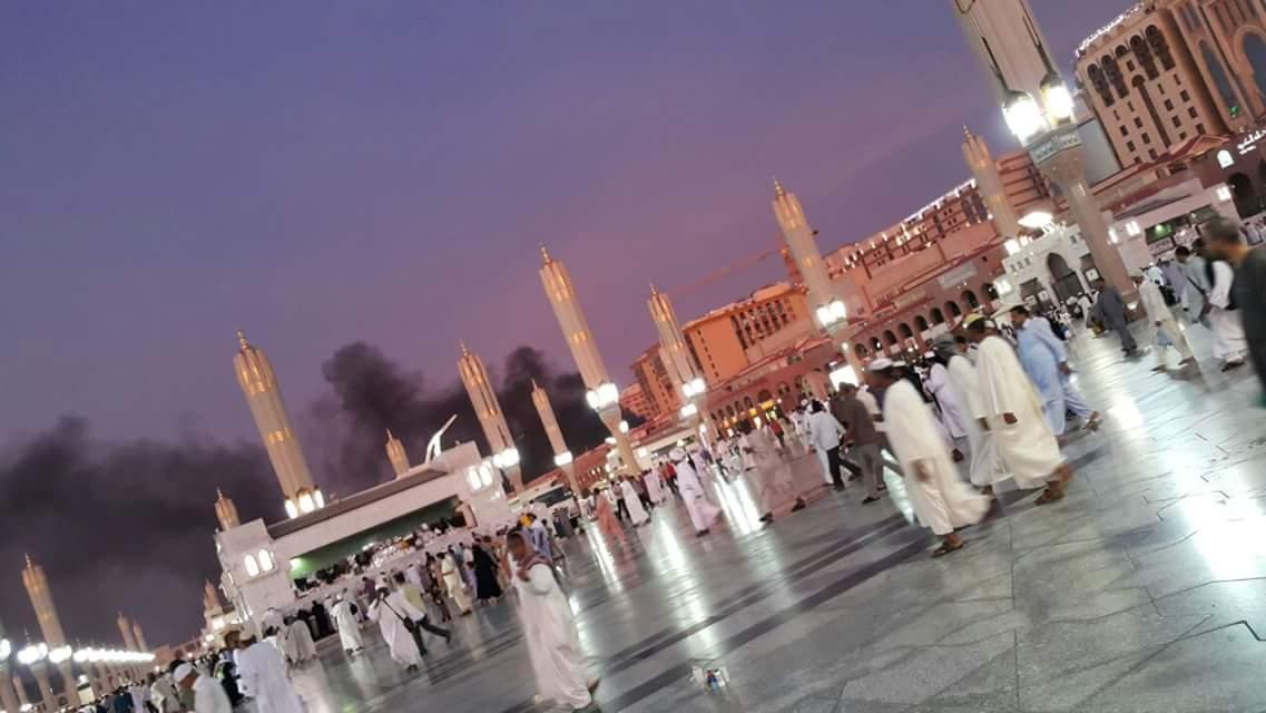 السعودية.. 8 قتلى في تفجيرين قرب المسجد النبوي ومسجد بالقطيف