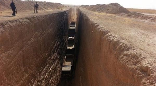 كربلاء العراقية تحفر خندقًا بطول 70 كم مع الانبار