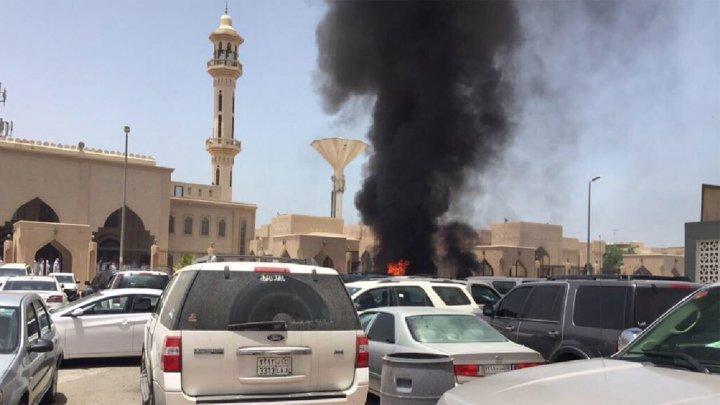 انفجار قرب القنصلية الامريكية بجدة وأنباء عن هجوم انتحاري