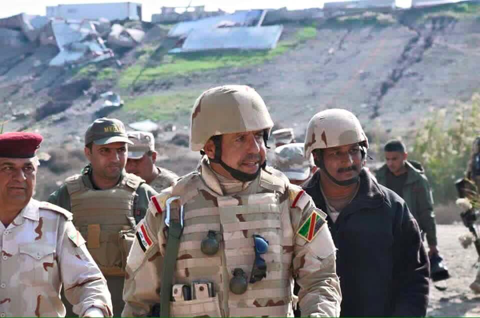"""عمليات الأنبار تعلن مقتل 76 عنصراً من """"داعش"""" في زنكورة"""
