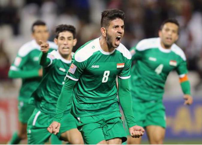 """نقطة غالية للعراق ونيجيريا تتأهل لربع نهائي أولمبياد """"ريو"""""""