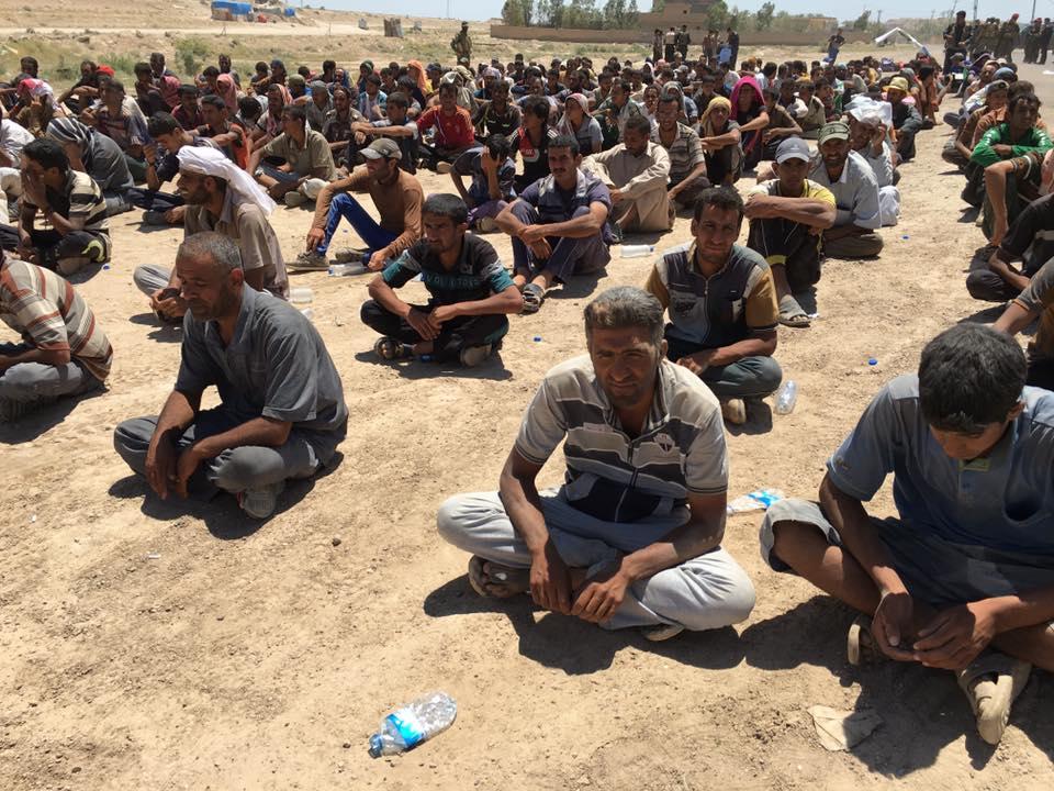 تدهور الوضع الصحي لعشرات المعتقلين في عامرية الفلوجة