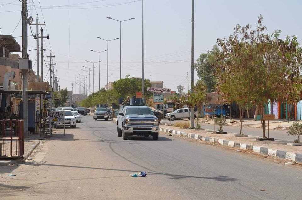 """مجلس هيت يمهل عوائل عناصر """"داعش"""" 72 ساعة للخروج من القضاء"""
