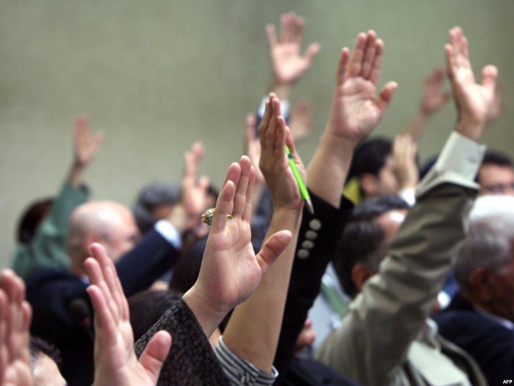 الأنبار نيوز: تنشر قانون العفو العام الذي صوت عليه البرلمان