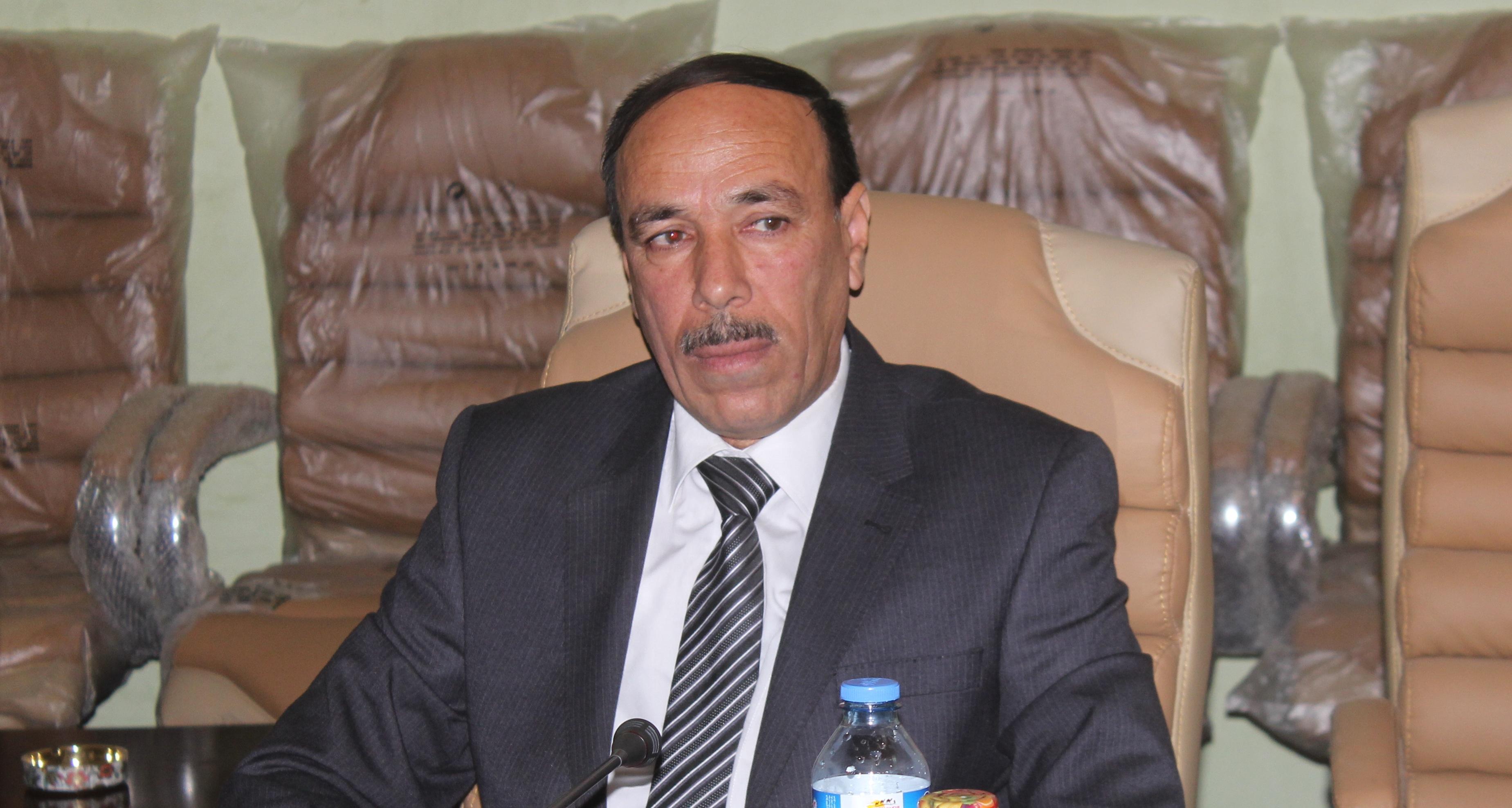 مسؤول محلي: حل مجلس الانبار سيخلص المحافظ من المساءلة