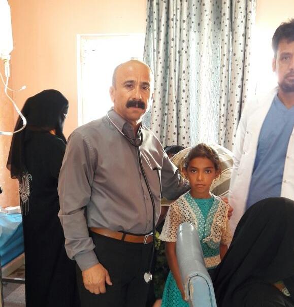 إعادة افتتاح صالة الطوارئ في مستشفى الفلوجة للنسائية والأطفال