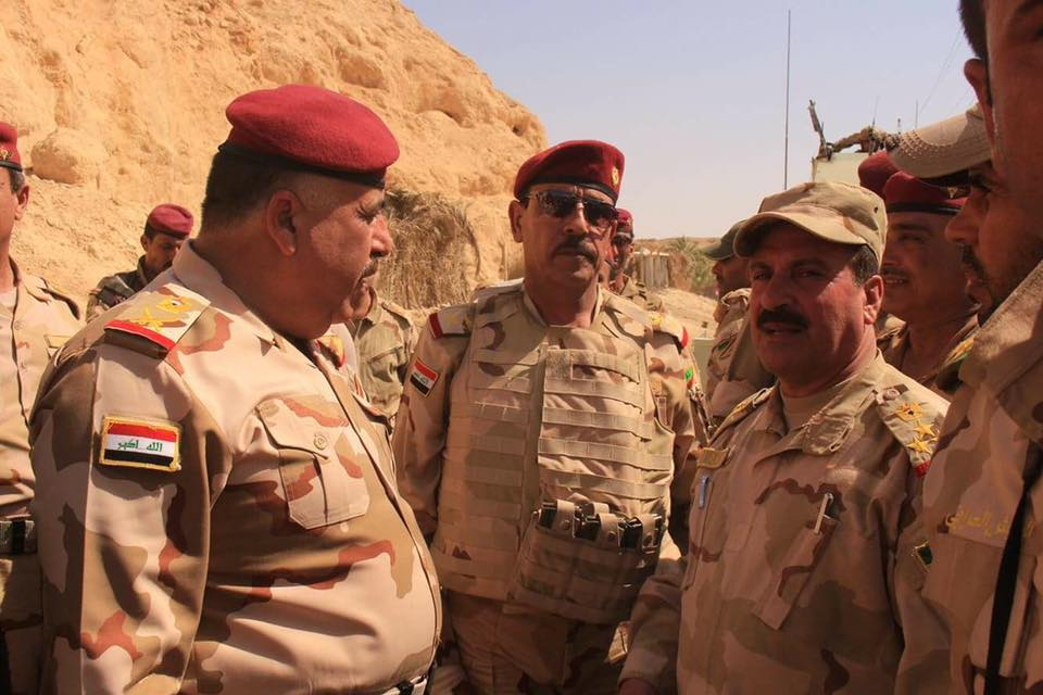 الفرقة السابعة بالجيش تعلن تحرير جزيرة حديثة بالكامل