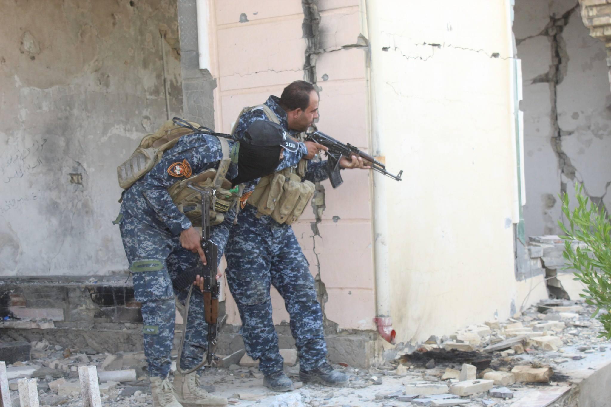 """احباط هجوم لـ""""داعش"""" على مقر أمني غرب الرمادي"""
