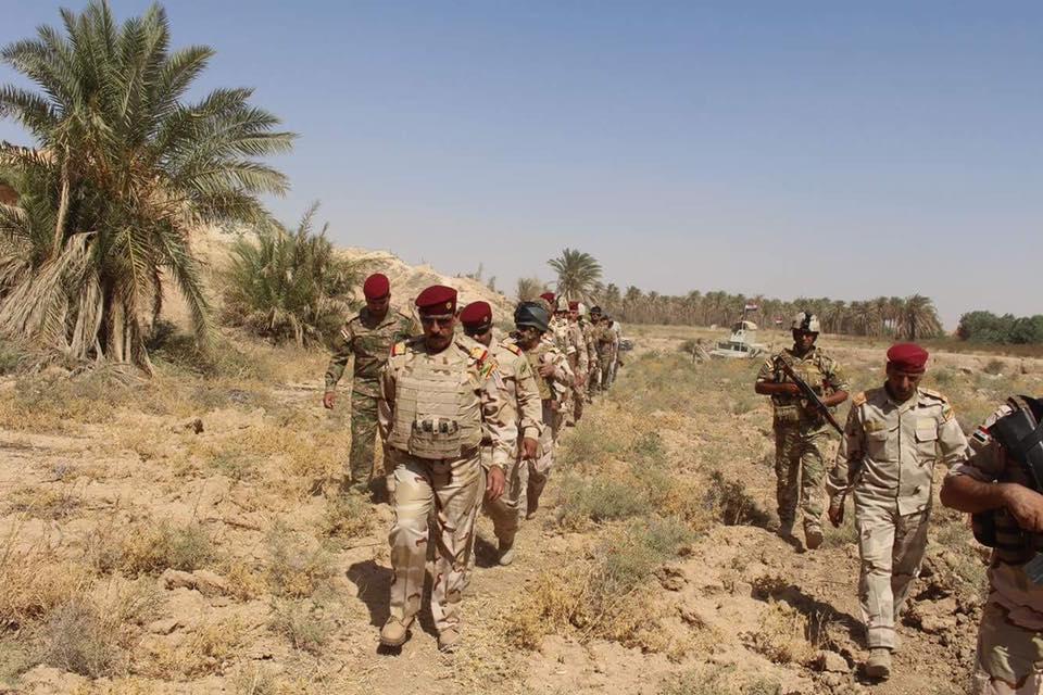 قائد عمليات الجزيرة يعلن تقدم قطعات الجيش لتحرير منطقة حي البكر