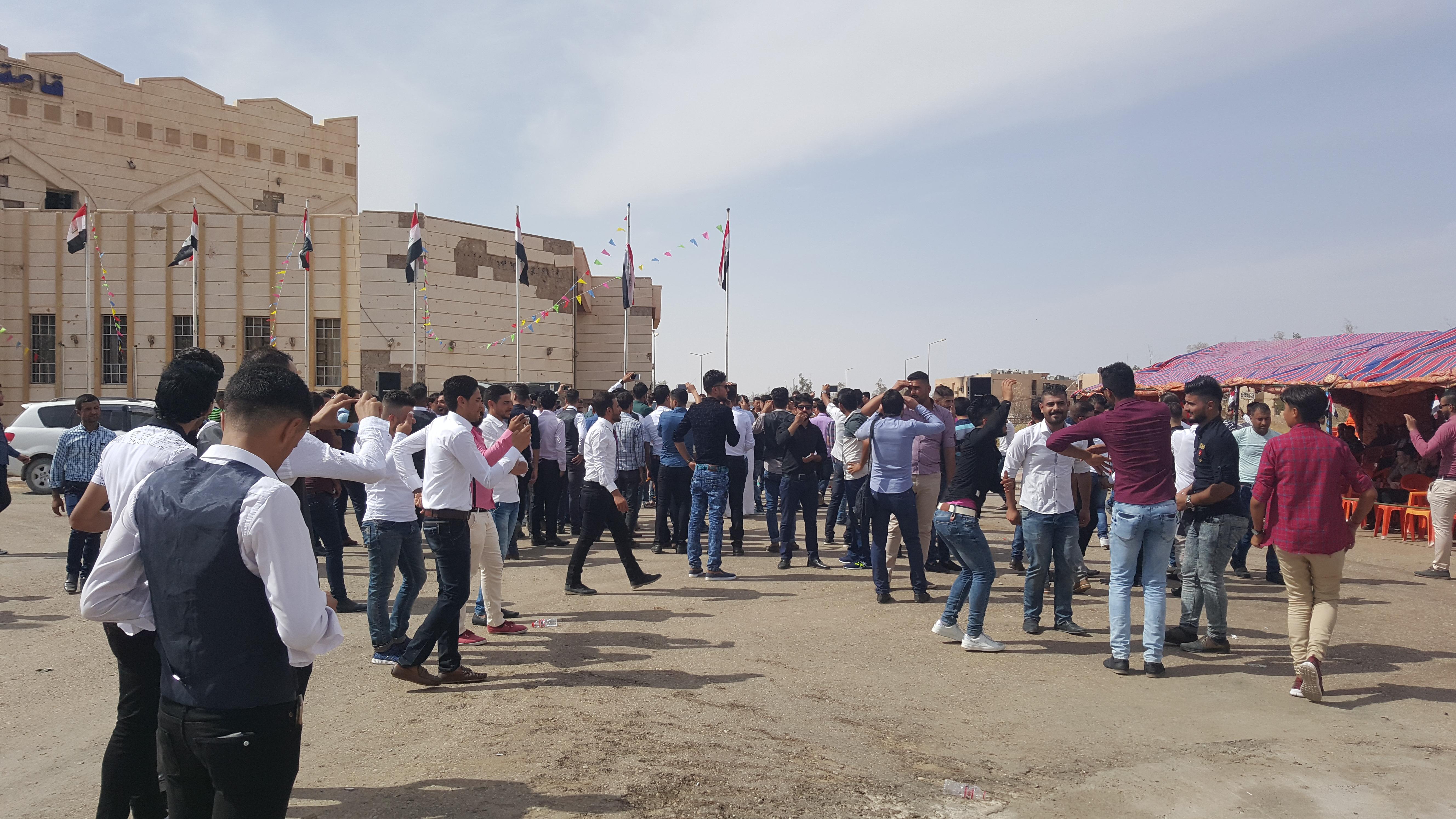 وزير التعليم: هناك خطة لعودة الدراسة بشكل منتظم في جامعة الأنبار