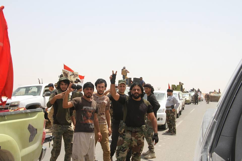 """احباط تعرض لـ""""داعش"""" على حديثة وقتل ثلاثة انتحاريين"""