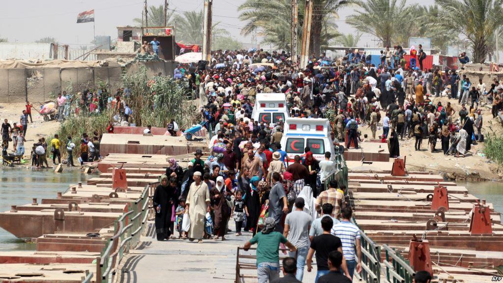 هجرة الأنبار تعلن عودة أكثر من 113 ألف اسرة نازحة الى المحافظة