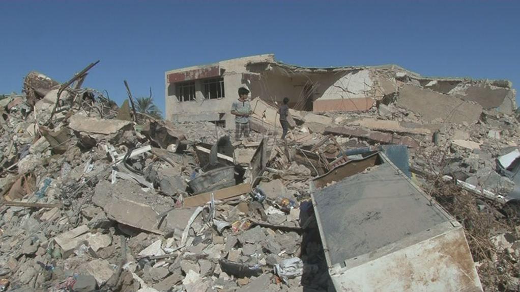 """قائممقام الرمادي يتهم وزارة التربية و""""داعش"""" بتدمير مدارس المدينة"""