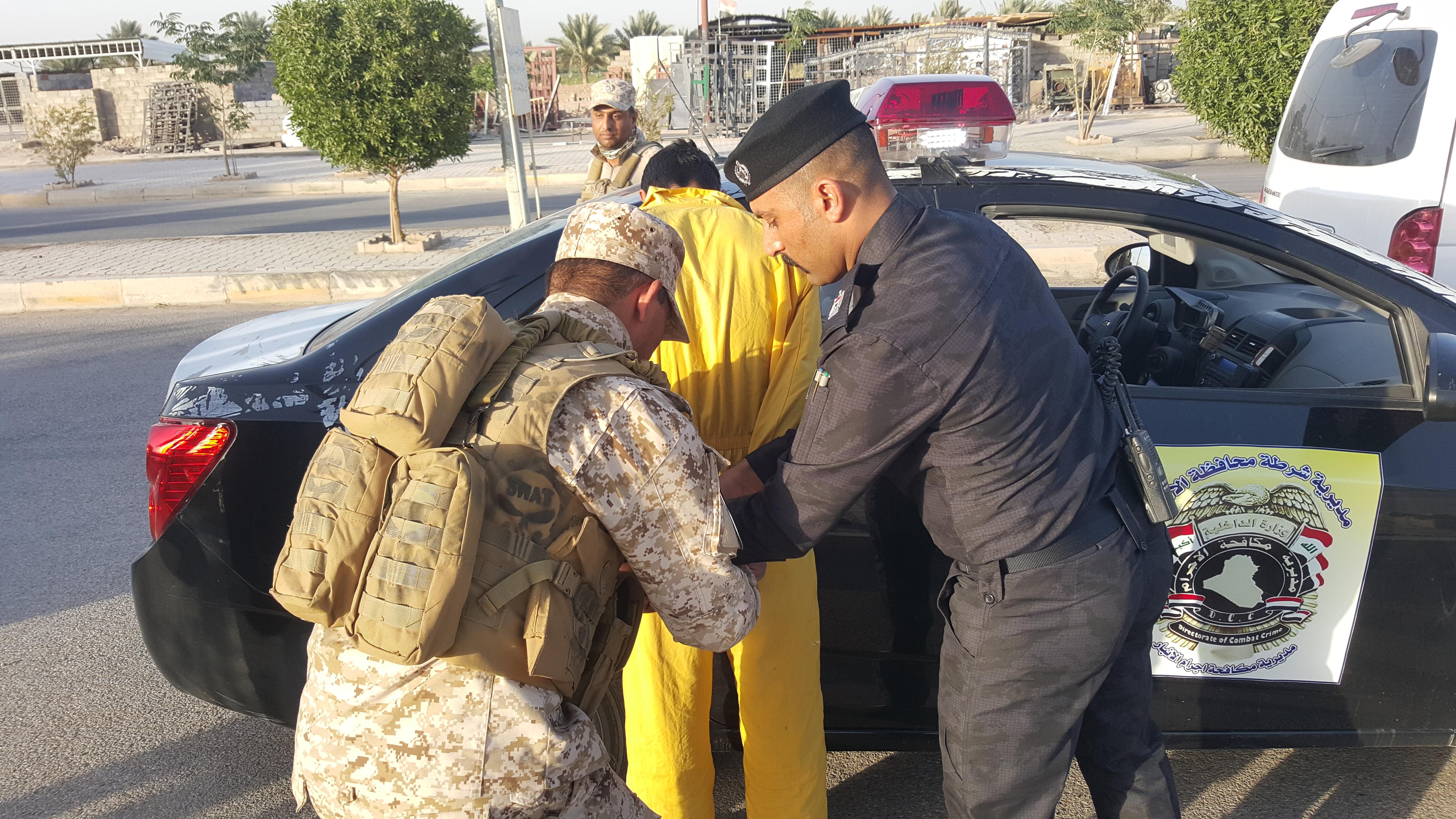 الأنبار.. العبادي يوافق على اعدام مخططي تفجير عامرية الصمود بمكان الحادث