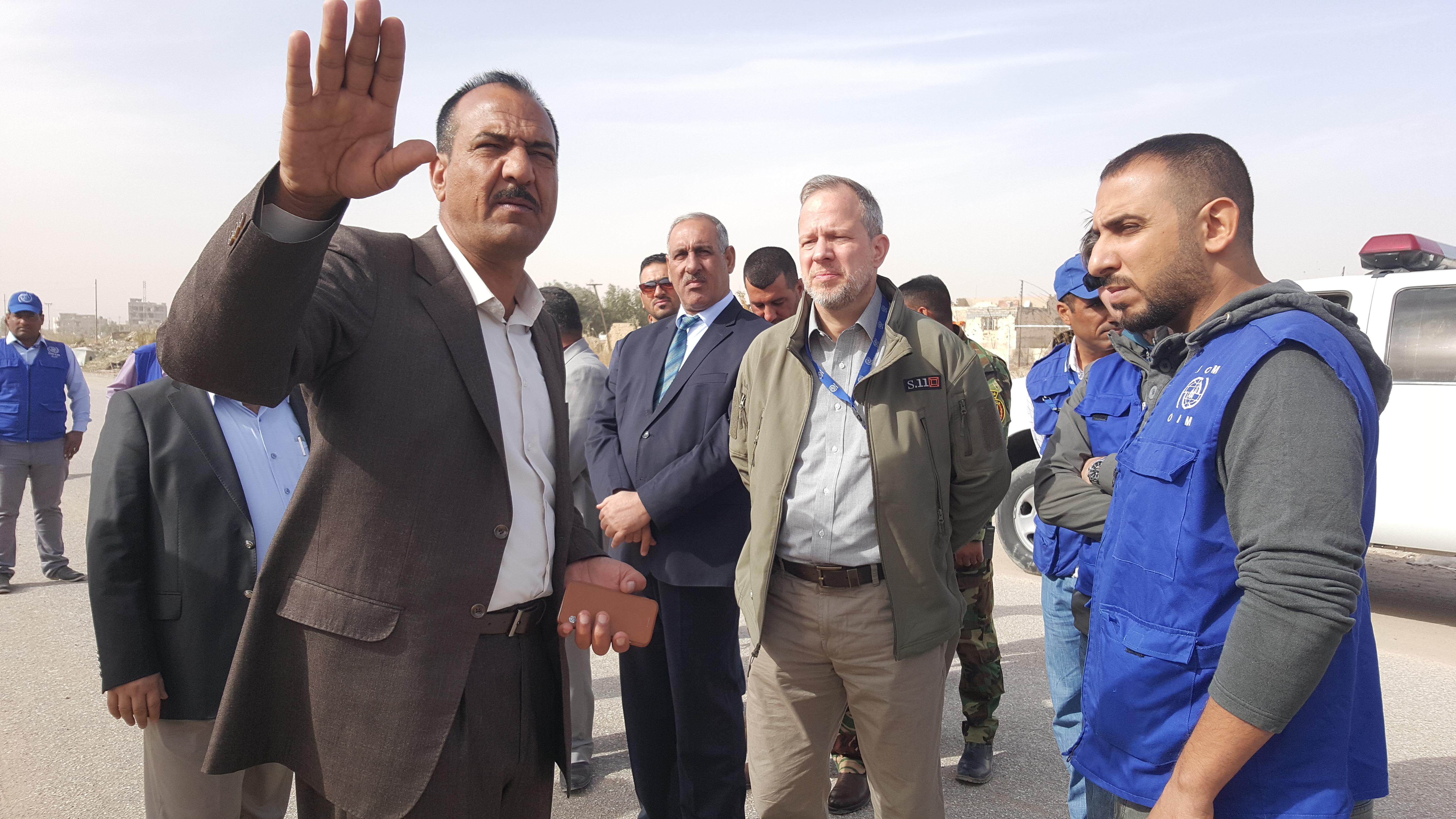 الهجرة الدولية.. الأنبار أكثر المحافظات العراقية نشاطاً بعودة النازحين