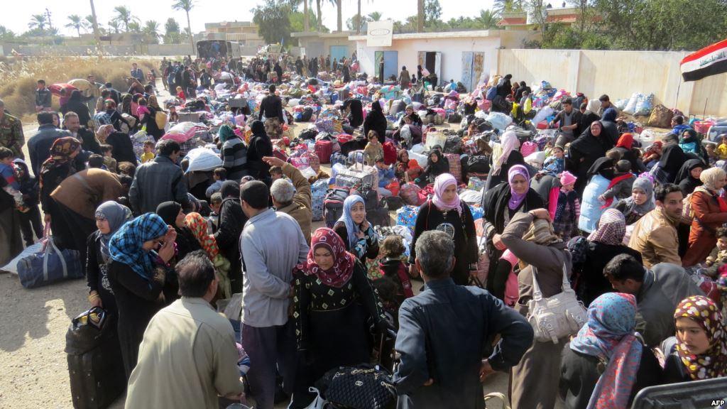 هجرة الأنبار تعلن عودة أكثر من 100 ألف اسرة نازحة الى المحافظة
