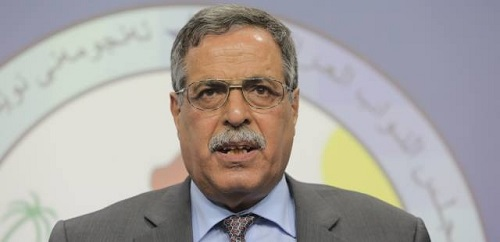 قاسم الفهداوي يتهم احد الكتل السياسية بخيانة الأنبار واهلها