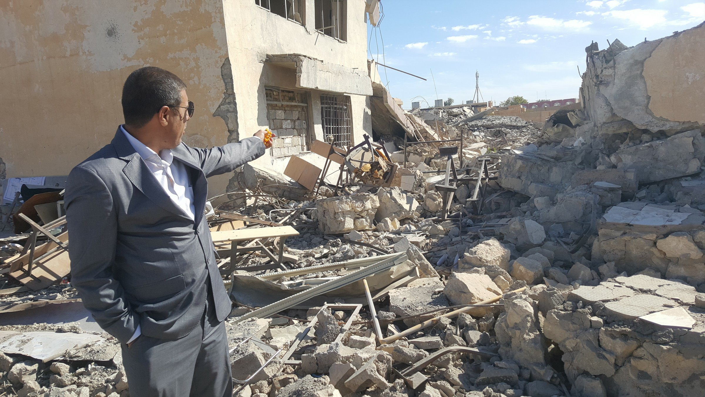 بعد عام على تحريرها.. الرمادي العراقية تنتظر إعادة الإعمار