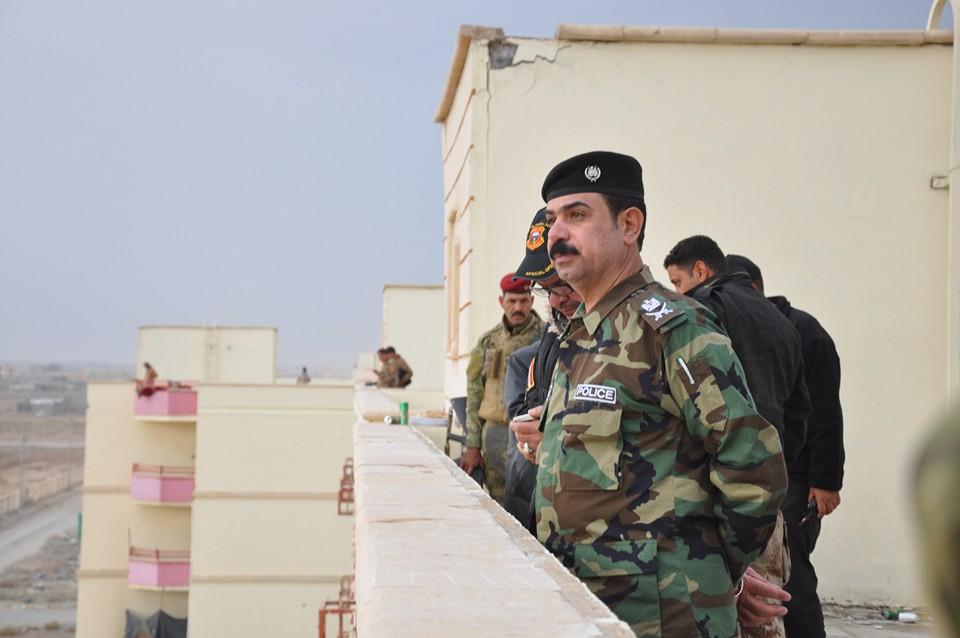 شرطة الأنبار تعفو على منتسبيها الهاربين بعد سقوط الرمادي