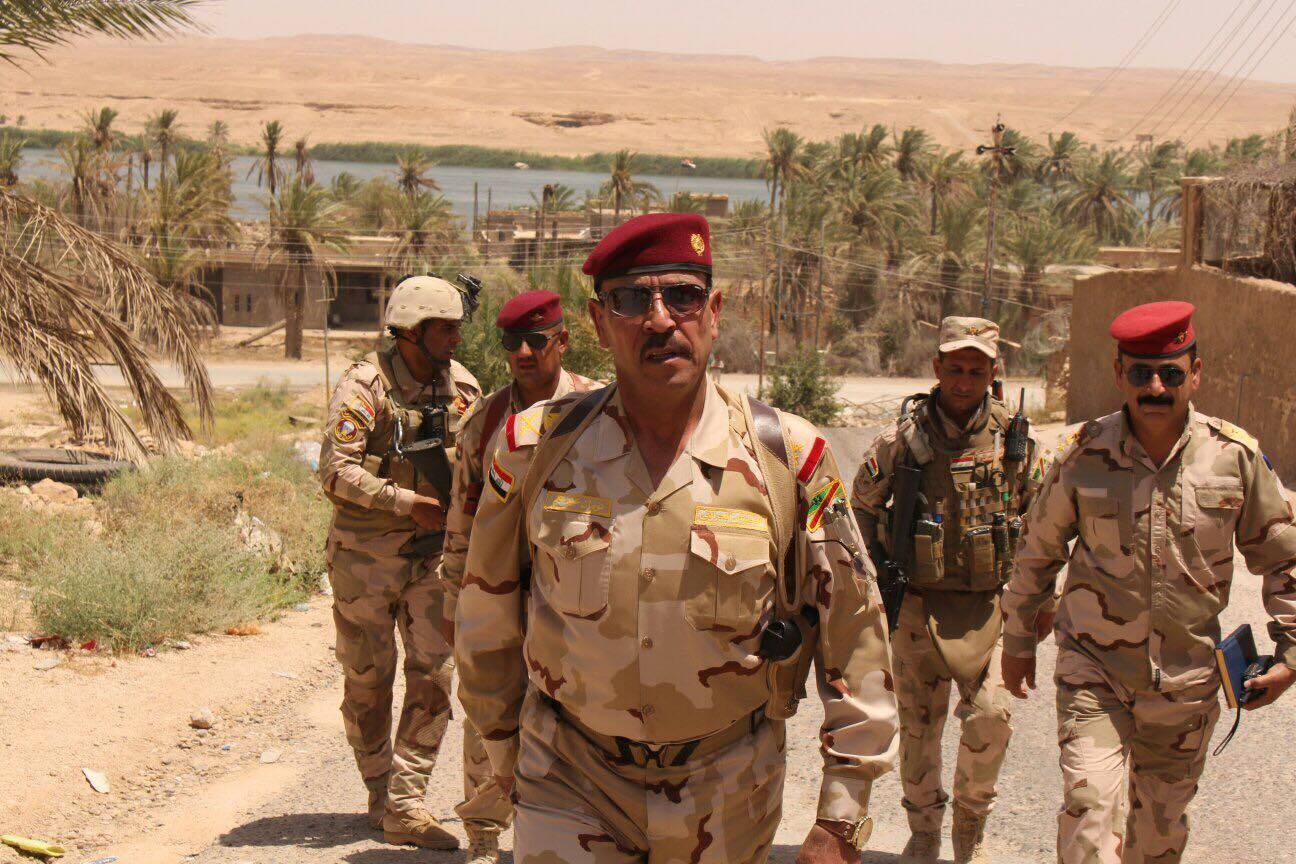"""قوة أمنية تعثر على ثلاثة معامل للتفخيخ تابعة لـ""""داعش"""" غرب الرمادي"""