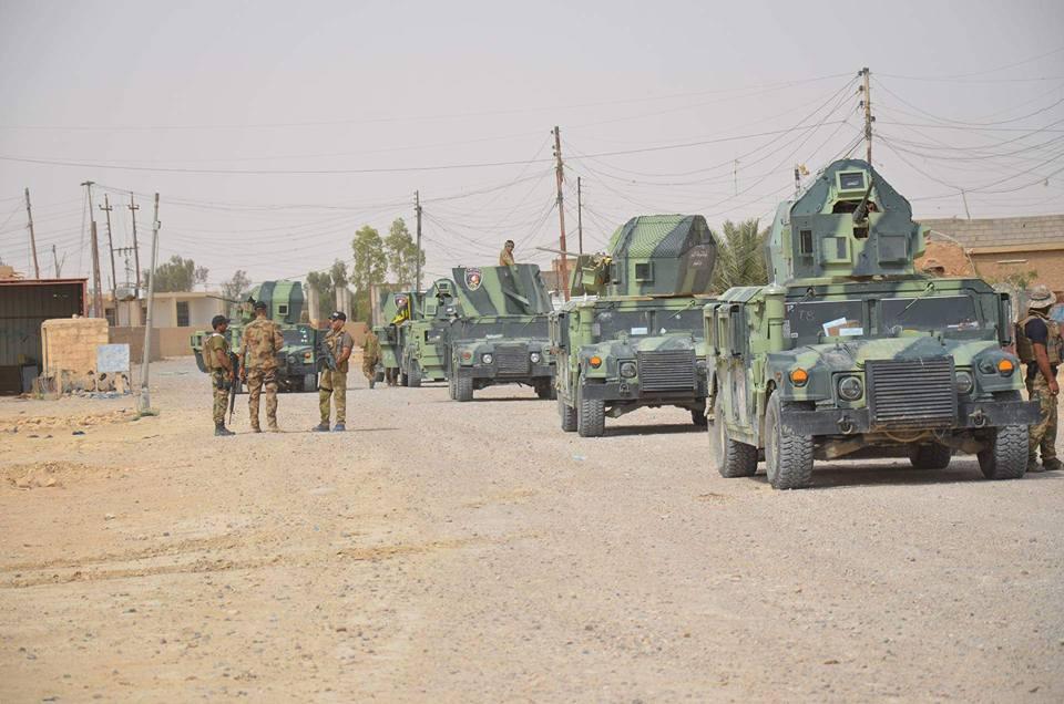 قائد شرطة الانبار يعلن ضبط ثلاث سيارات مفخخة معدة للتفجير في الرمادي