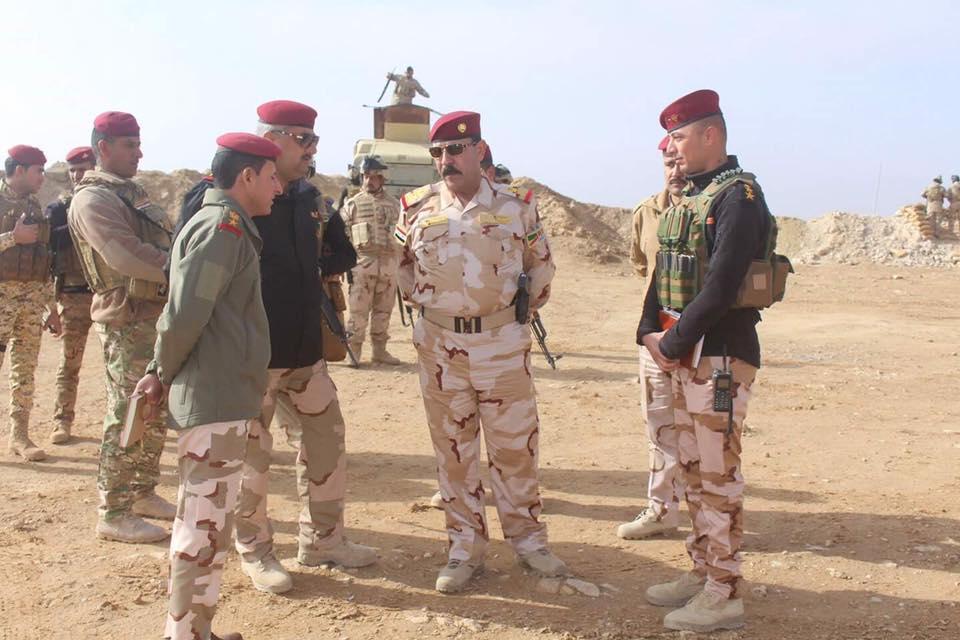 """مقتل 10 انتحاريين من """"داعش"""" حاولوا التسلل للصكرة غربي الأنبار"""