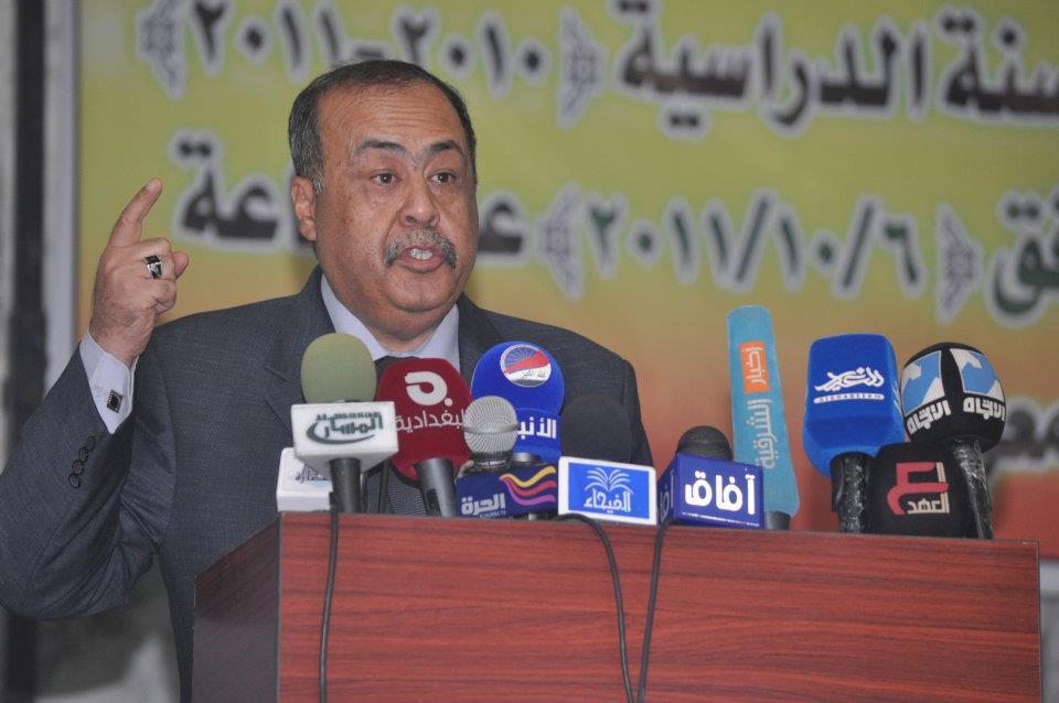 نقابة الصحفيين العراقيين بالأنبار تنعى بوفاة أحد فرسانها بالمحافظة