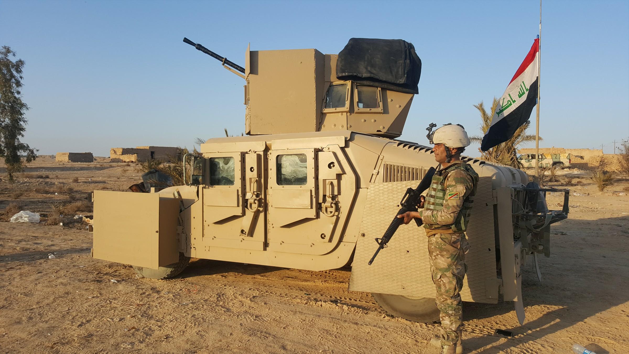 مجلس الأنبار يعزو سبب توقف عمليات تحرير المناطق الغربية لعدم وجود قوات