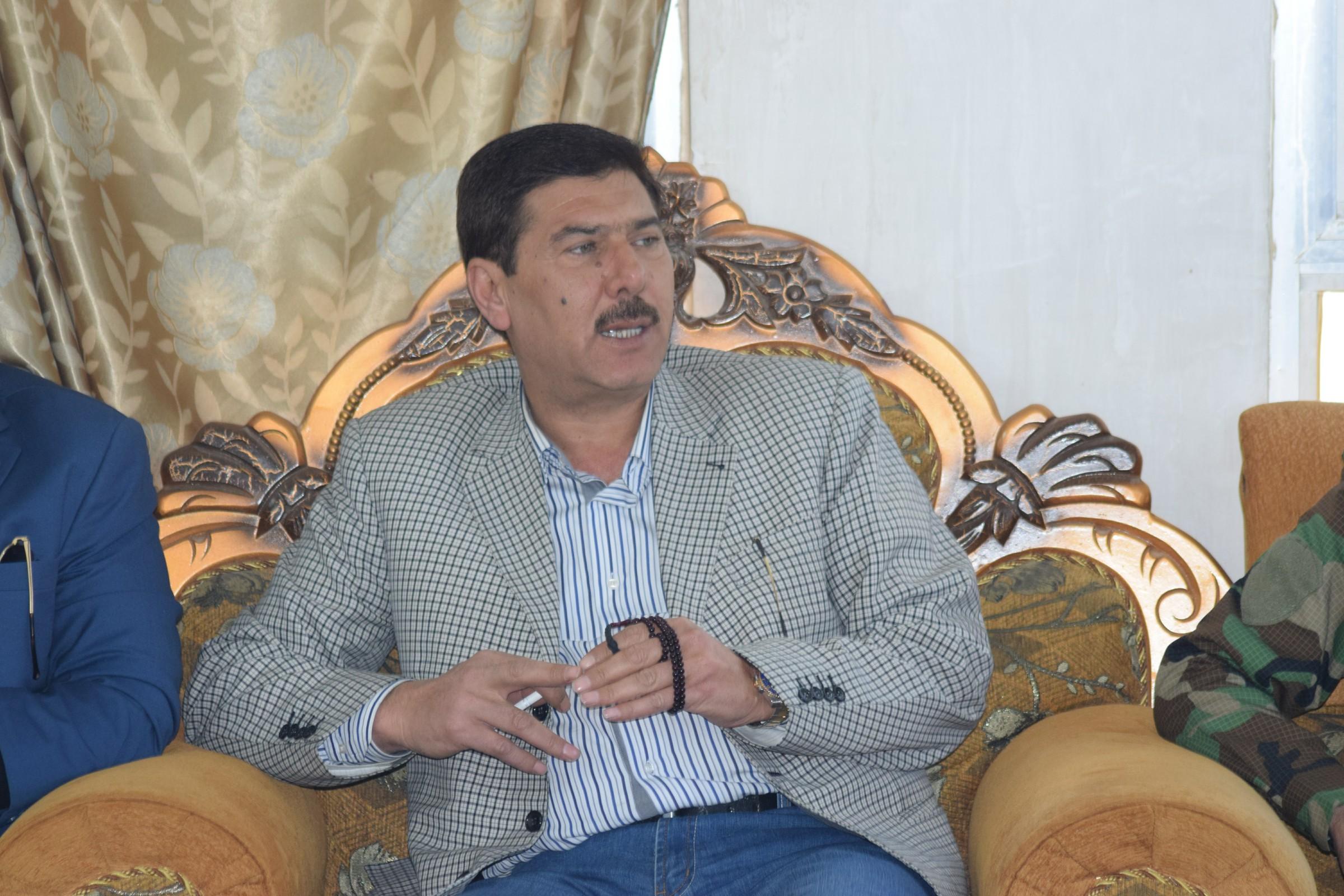 عضو مجلس الأنبار نعيم الكعود: داعش صادر أملاك أهالي عنه وراوه والقائم