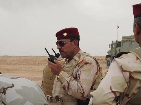 """اللواء الركن نومان الزوبعي يعلن احباط تعرض لـ""""داعش"""" على كبيسه"""