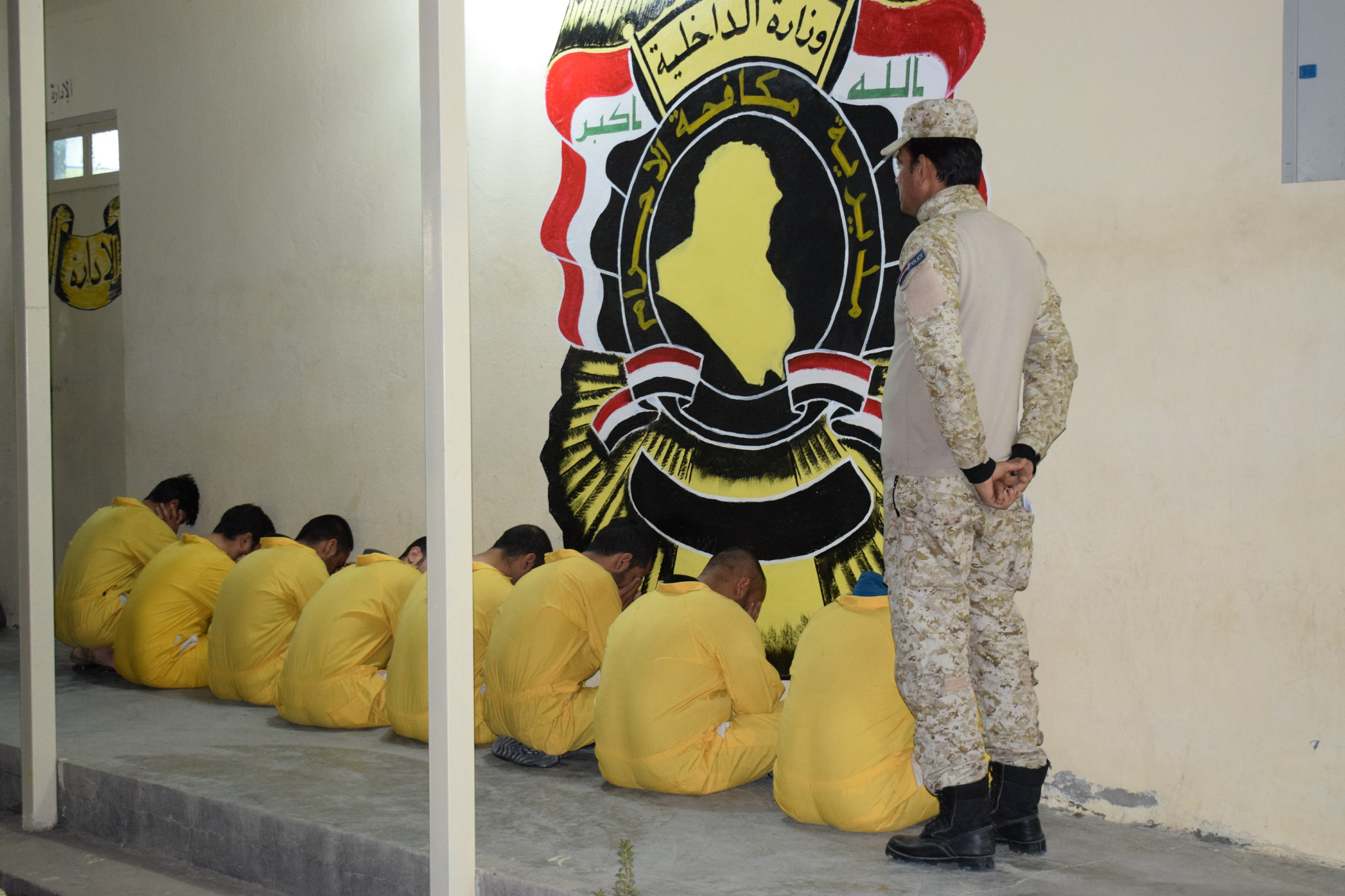 شرطة الأنبار تعلن القبض على ثمانية متهمين يتاجرون بالحبوب المخدرة