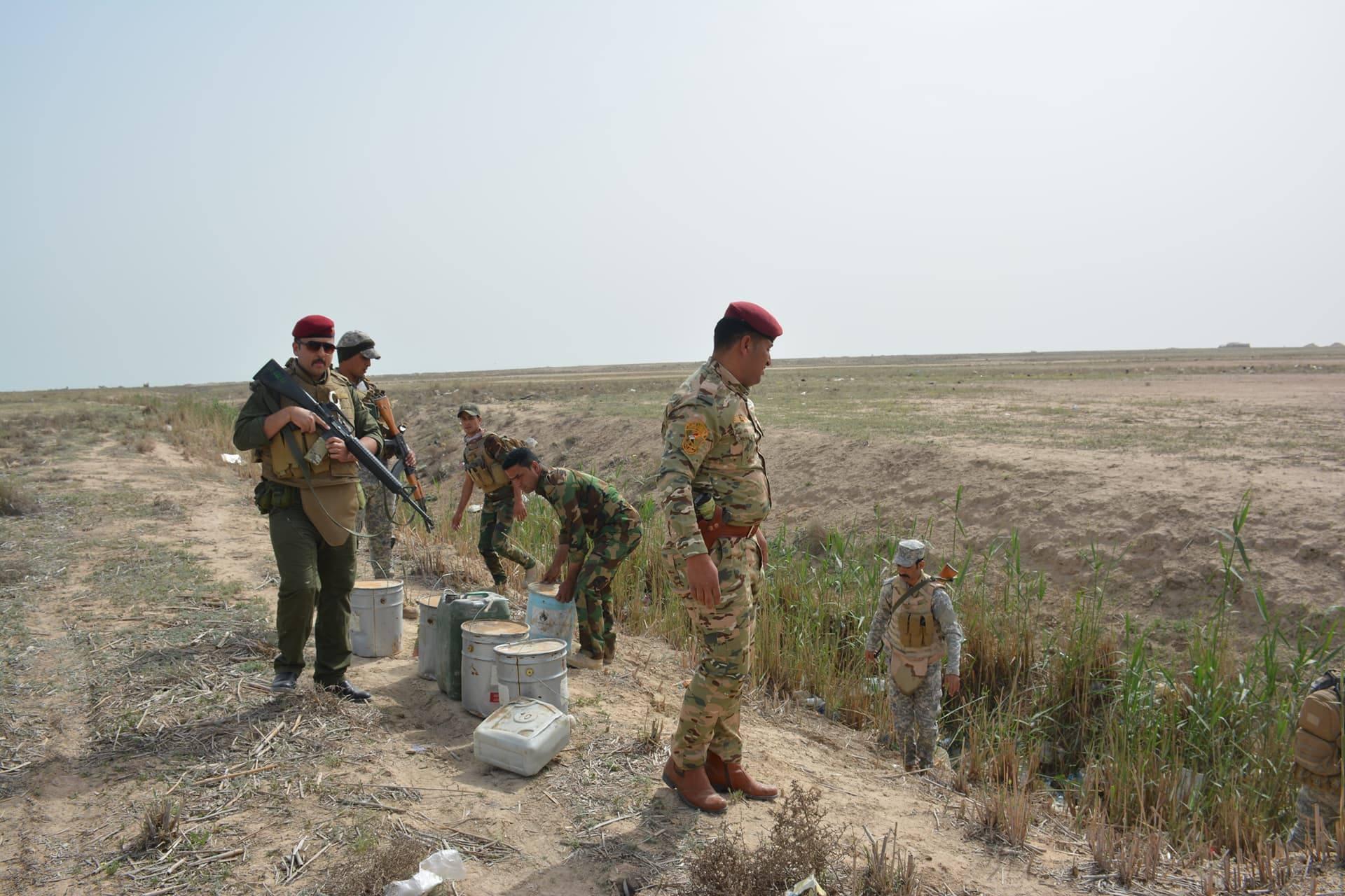 مخلفات داعش تقتل يوميا أهالي النعيمية بالفلوجة