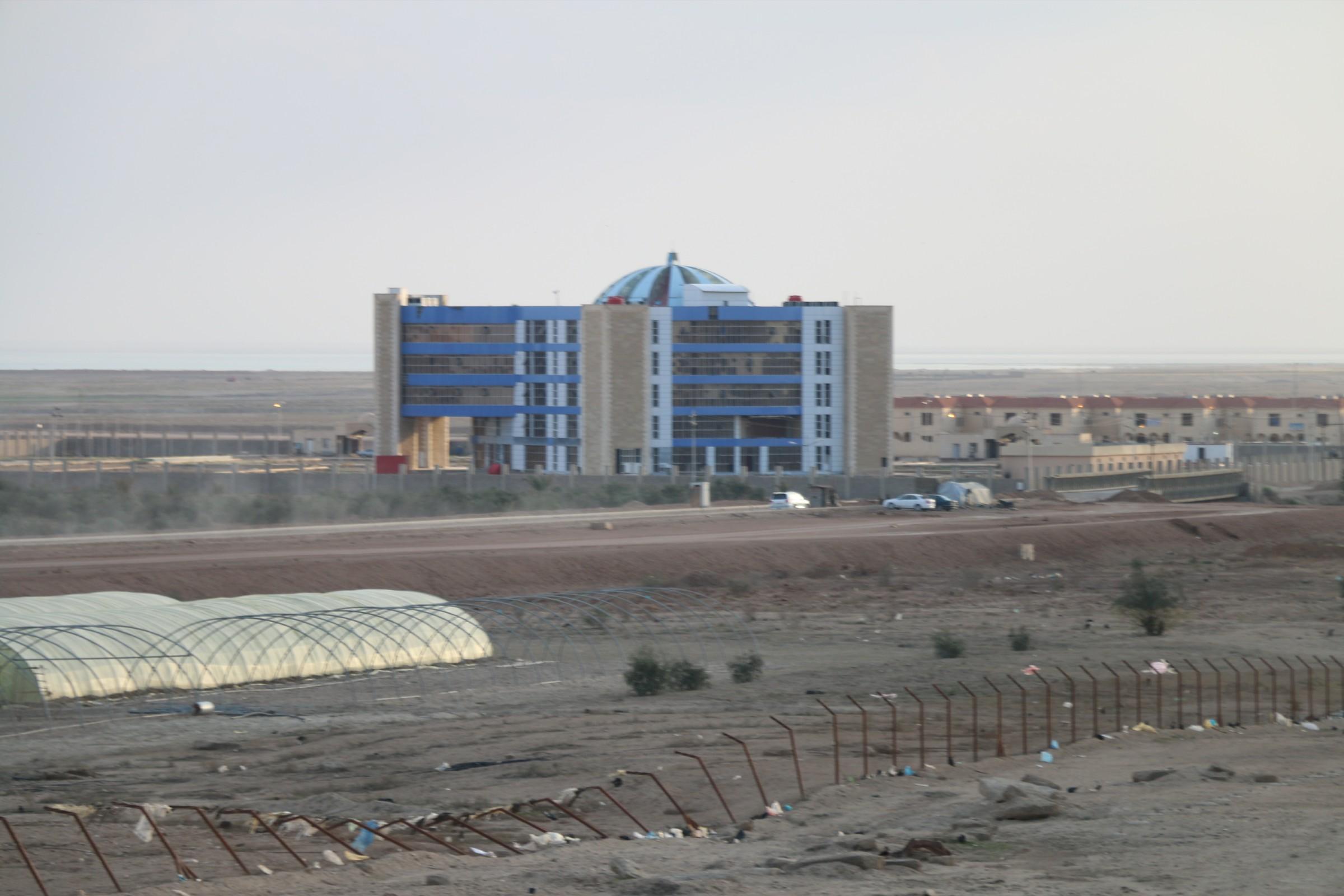 الصحة توافق على إنشاء مستشفى الخالدية العام في الانبار