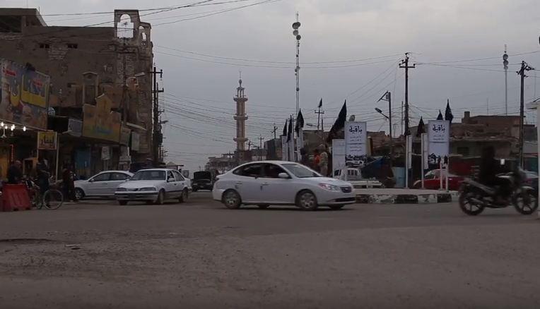 داعش يحاصر 20% من سكان عنة في القضاء