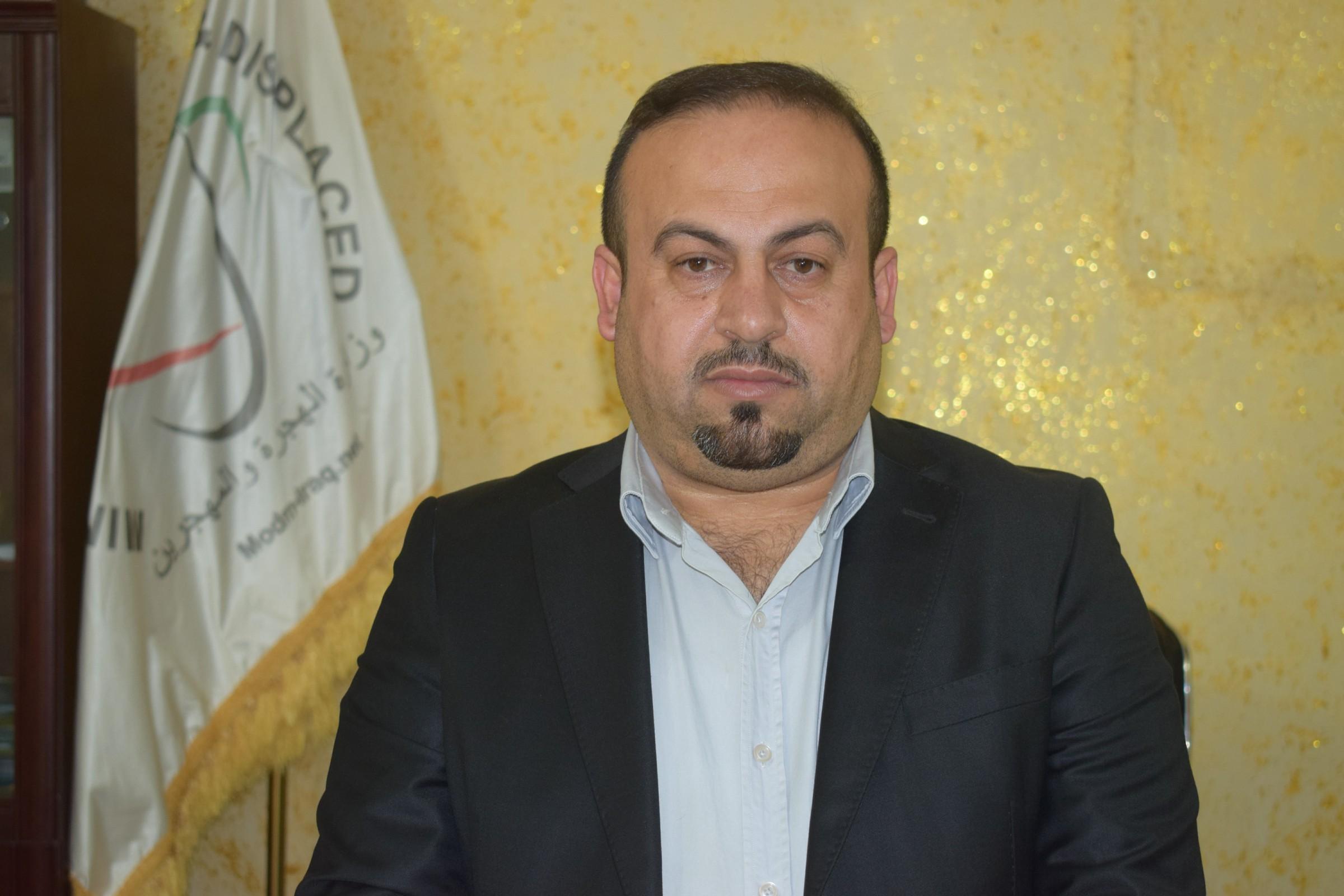 هجرة الأنبار تعلن إعادة أكثر من 100 اسرة نازحة الى الموصل وصلاح الدين