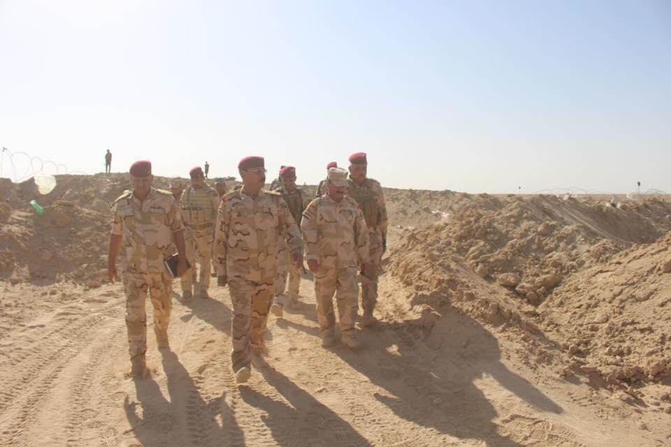 عملية استباقية للفرقة السابعة ومقاتلي العشائر في صحراء عنه وراوه
