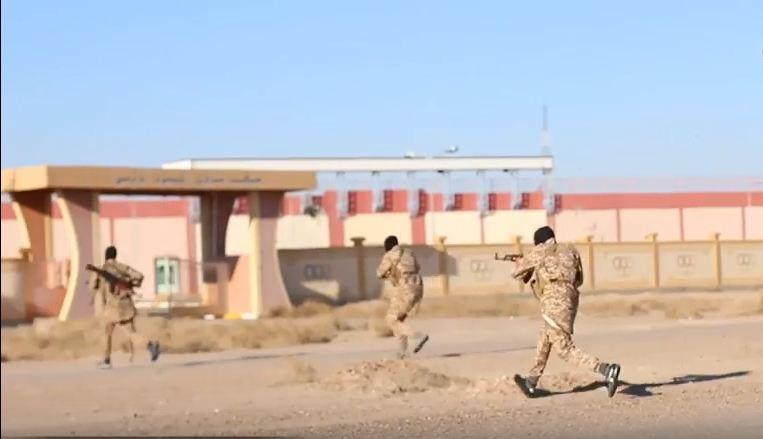 مصدر أمني: فرار معظم عناصر داعش من عنة الى سوريا