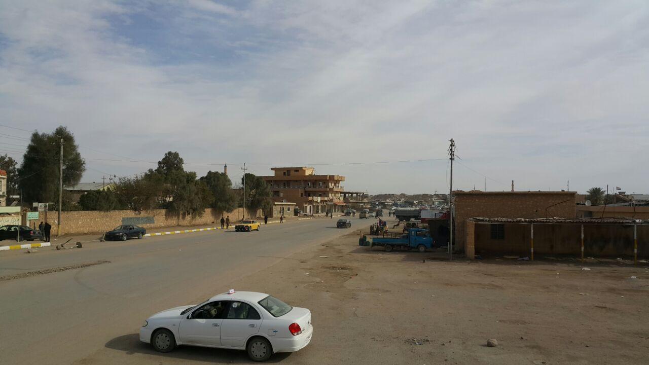 """""""داعش"""" يقصف الرطبة بصواريخ كاتيوشا دون وقوع اصابات"""