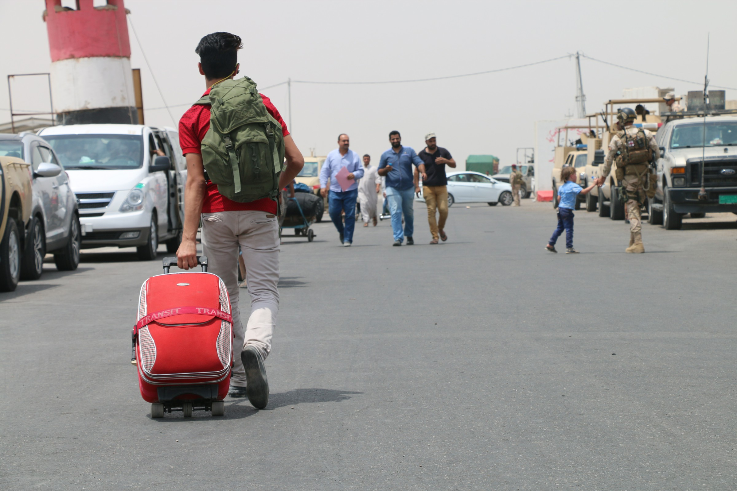 الكعود: الشارع الأنباري تذمر من وراء السيطرات وأصبحت معرقلة لمسيرة الحياة