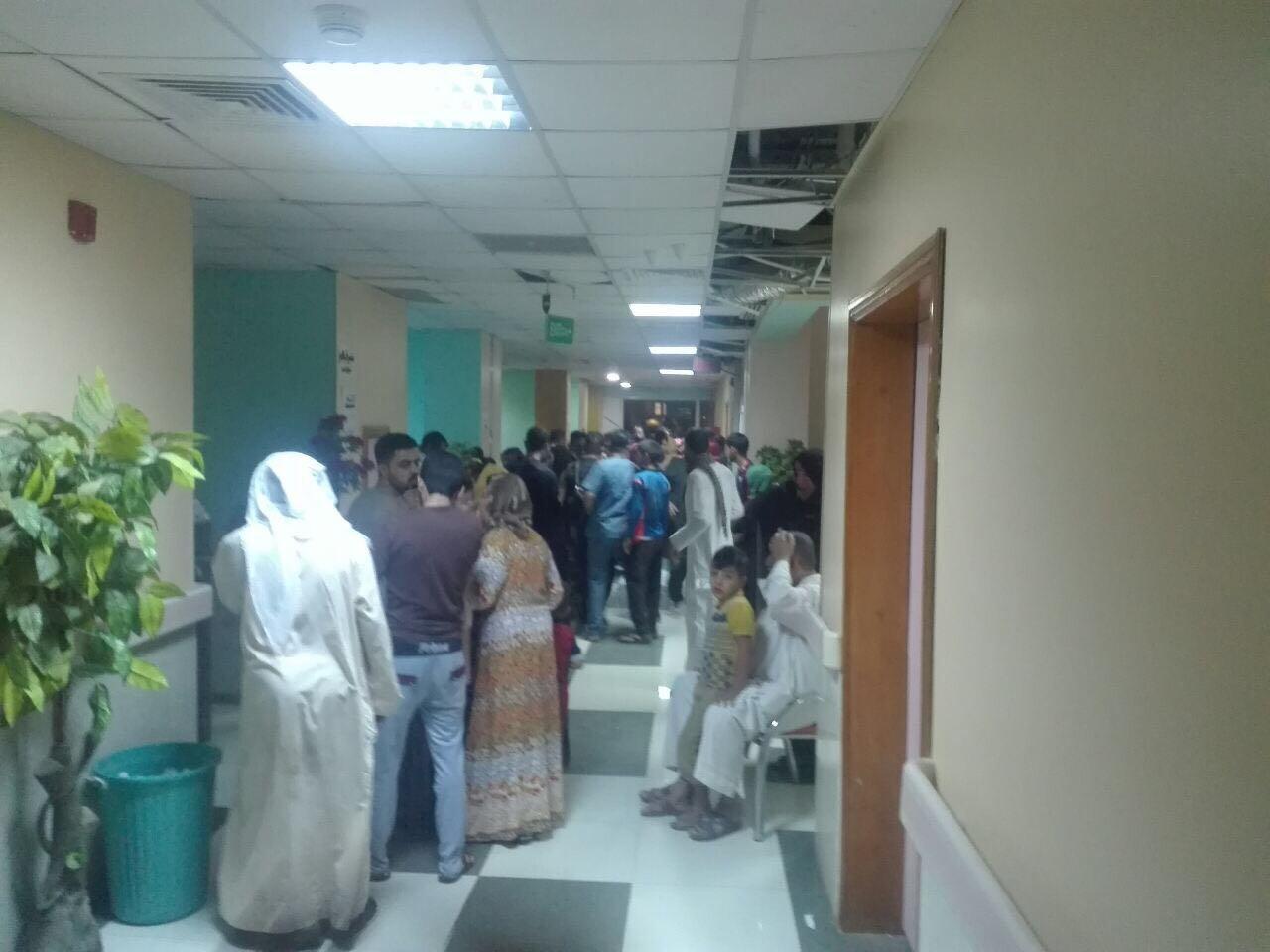 """مستشفى الفلوجة يستقبل 60 حالة تسمم نتيجة """"زيادة"""" بالكلور في احدى محطات مياه المدينة"""
