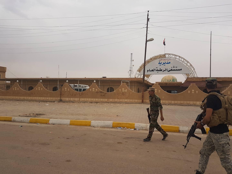 قائممقام الرطبة: مقتل واصابة ثلاثة مدنيين من عائلة واحدة بقصف جوي مجهول