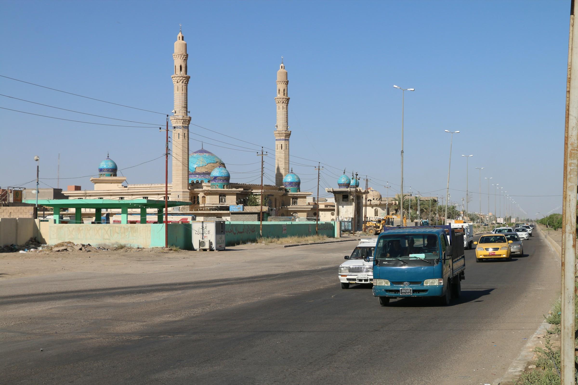 """شرطة الفلوجة تعتقل شبكة إرهابية تبتز أهالي المدينة باسم """"داعش"""""""