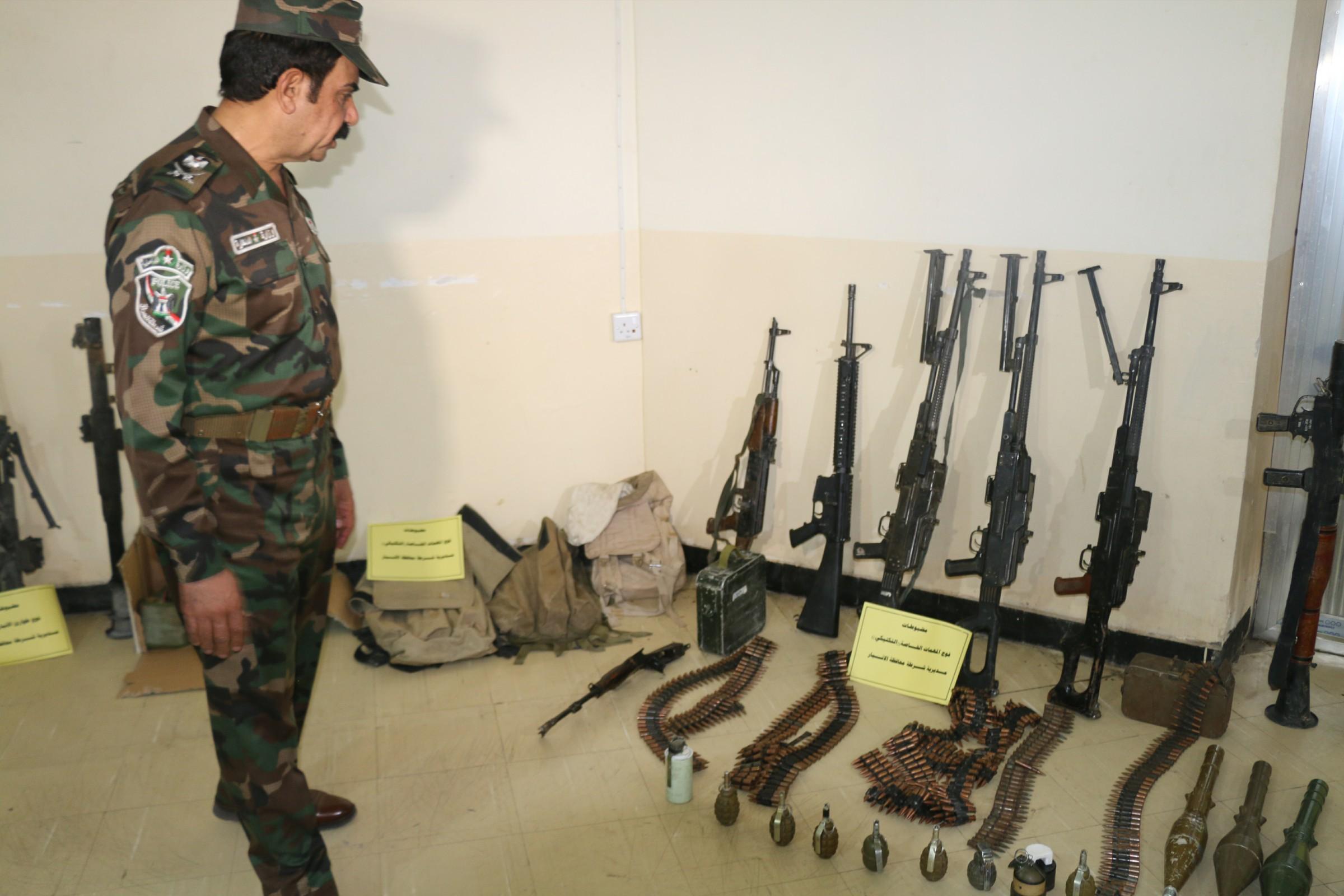 """رزيج يؤكد إحباط مخطط لـ""""داعش"""" حاول السيطرة جنوب وغرب الرمادي"""