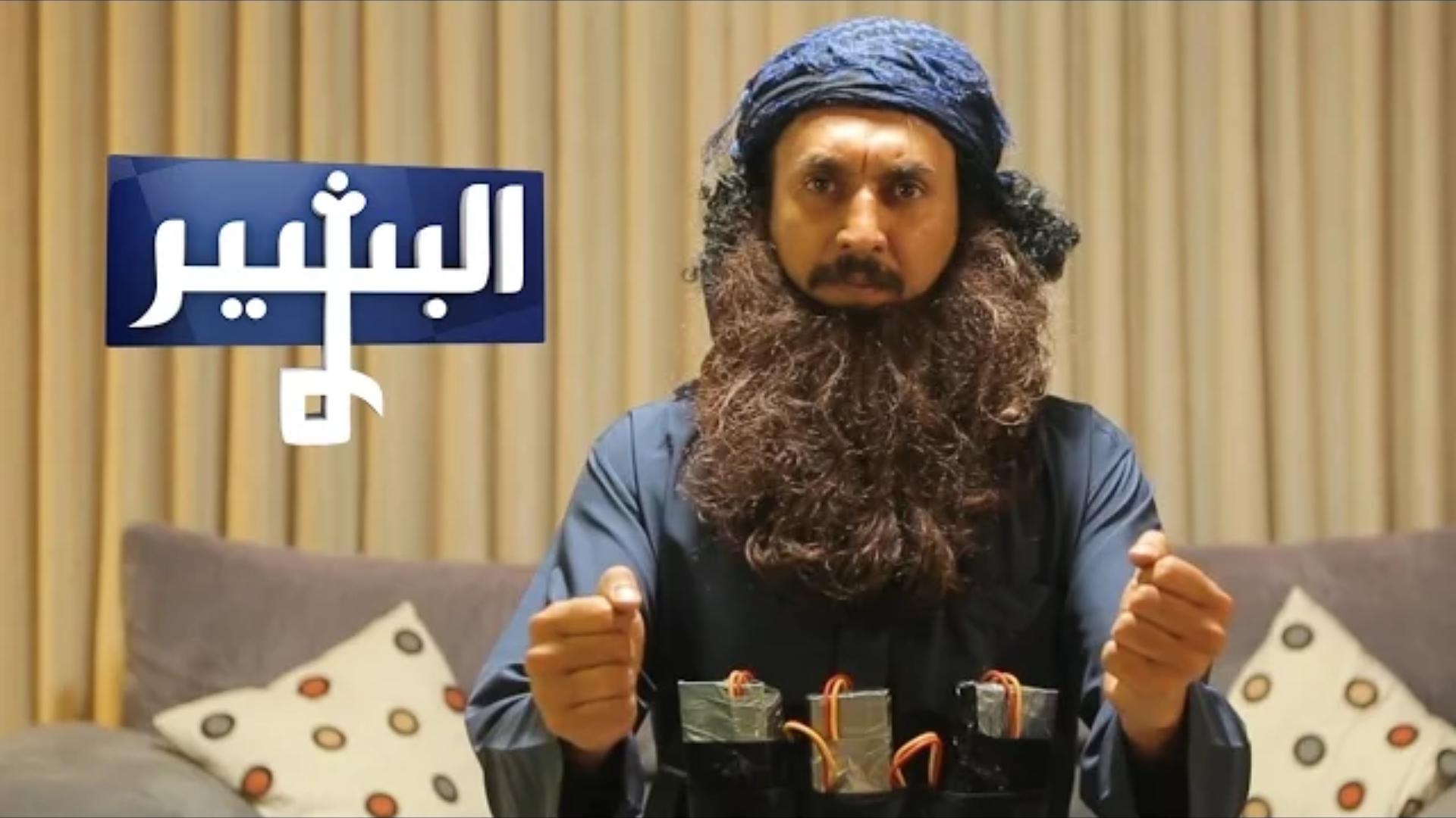 """الكوميدي """"مصطفى الغريب"""" يترك """"البشير شو"""" والسبب؟؟؟"""