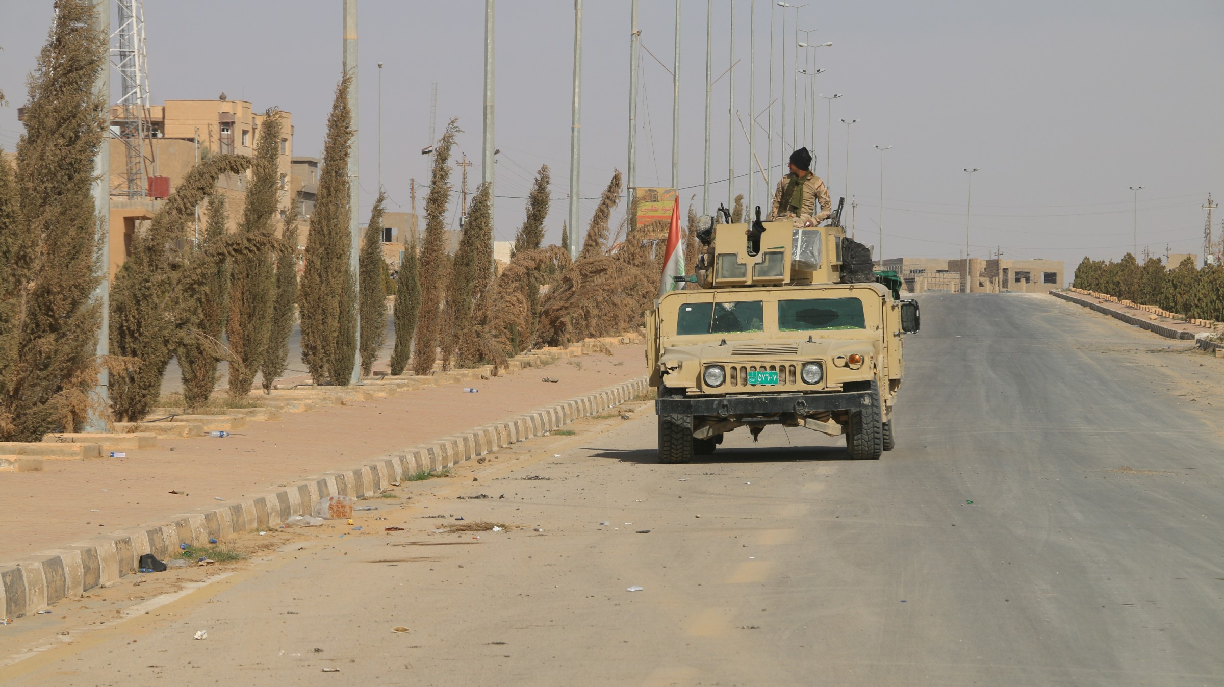 انطلاق عملية ابطال العراق المرحلة الرابعة