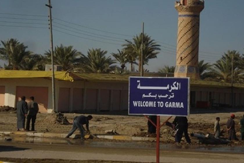 احمد مخلف الحلبوسي يعلن اكمال بناء مديرية شرطة الكرمة